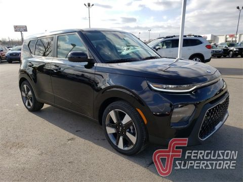 New 2020 Kia Soul EX With Navigation near Tulsa, OK
