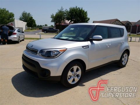 New 2019 Kia Soul Base FWD 4D Hatchback Near Tulsa, OK