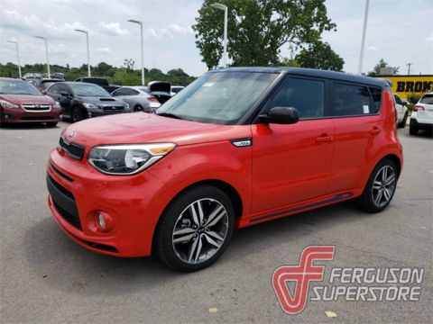 New 2019 Kia Soul Plus FWD 4D Hatchback near Tulsa, OK